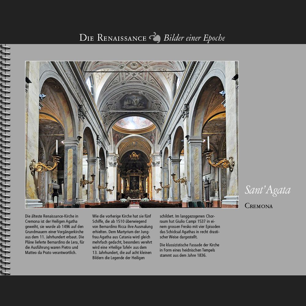 1496 • Cremona | Sant'Agata