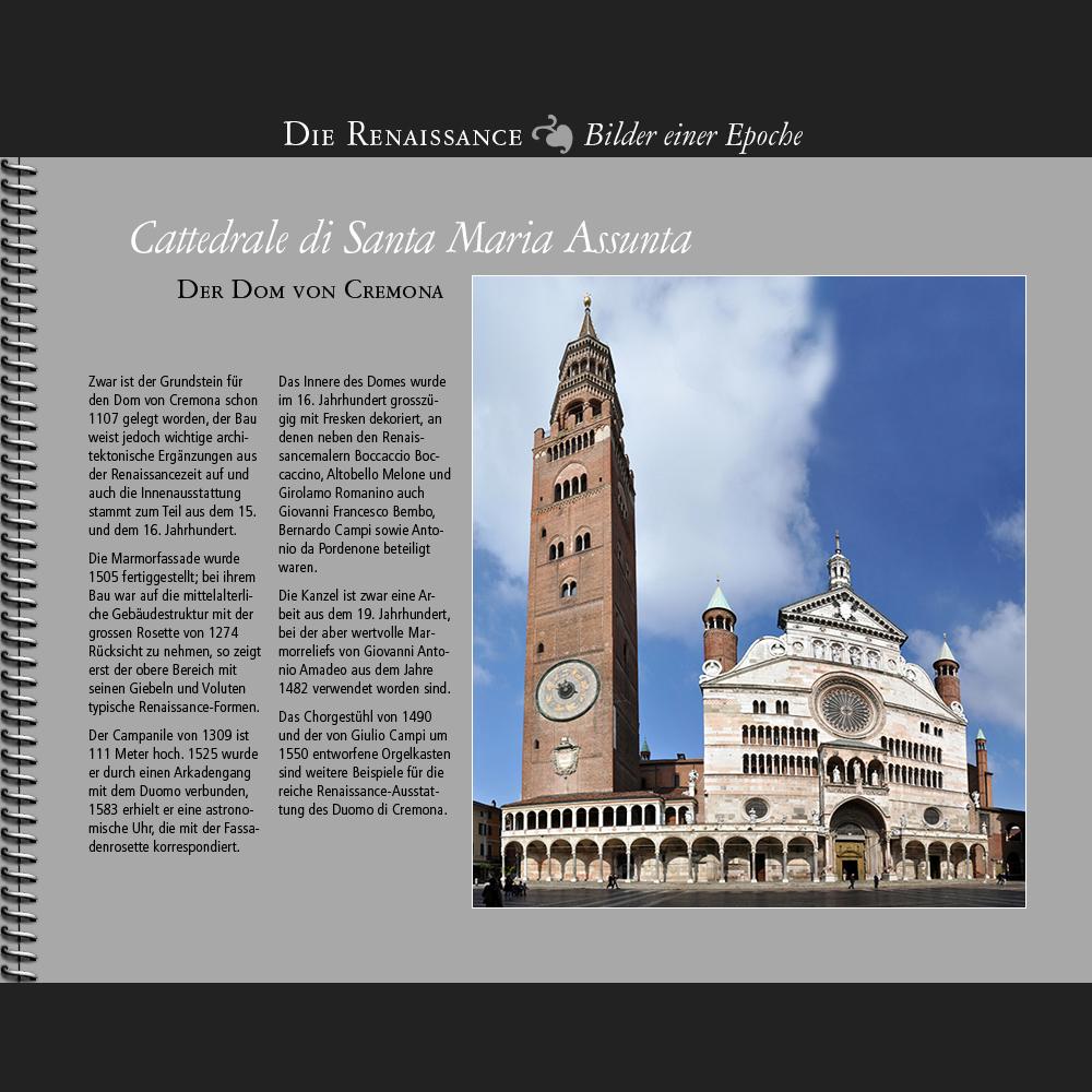 1498 • Cremona   Santa Maria Assunta