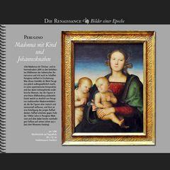 1498 • Perugino | Madonna mit Kind und Johannesknaben