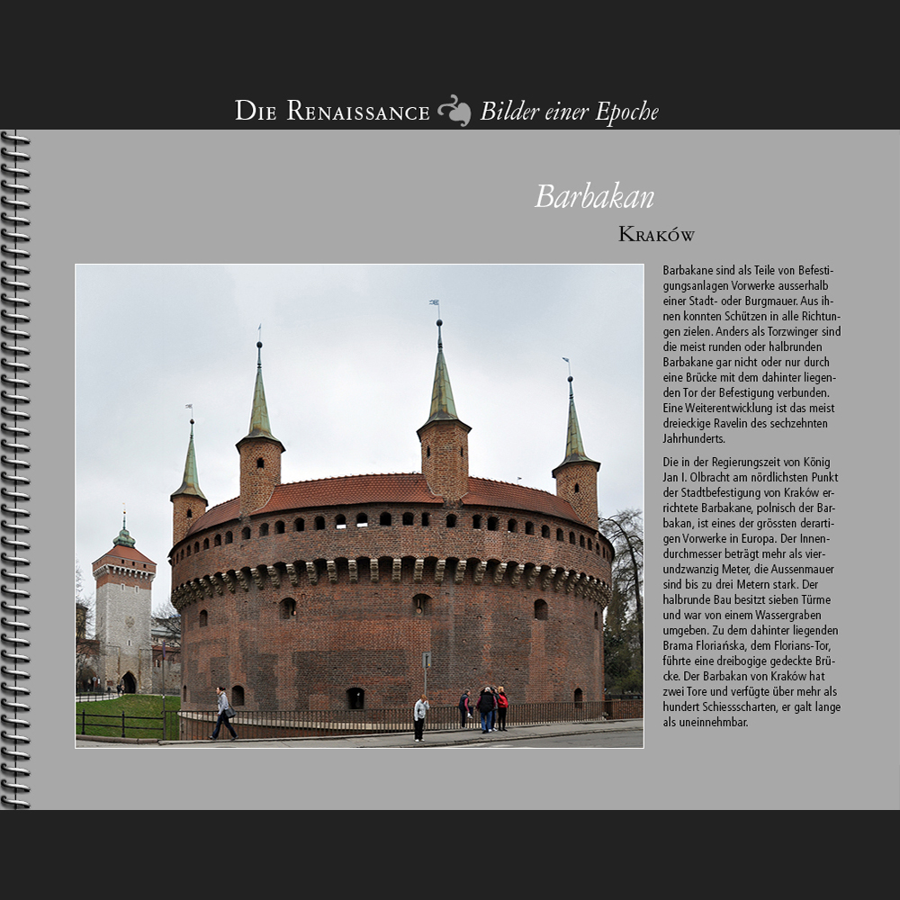 1499 • Kraków | Barbakan