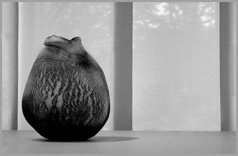 14th Century Japanese Pot (Yale Museum of Art)
