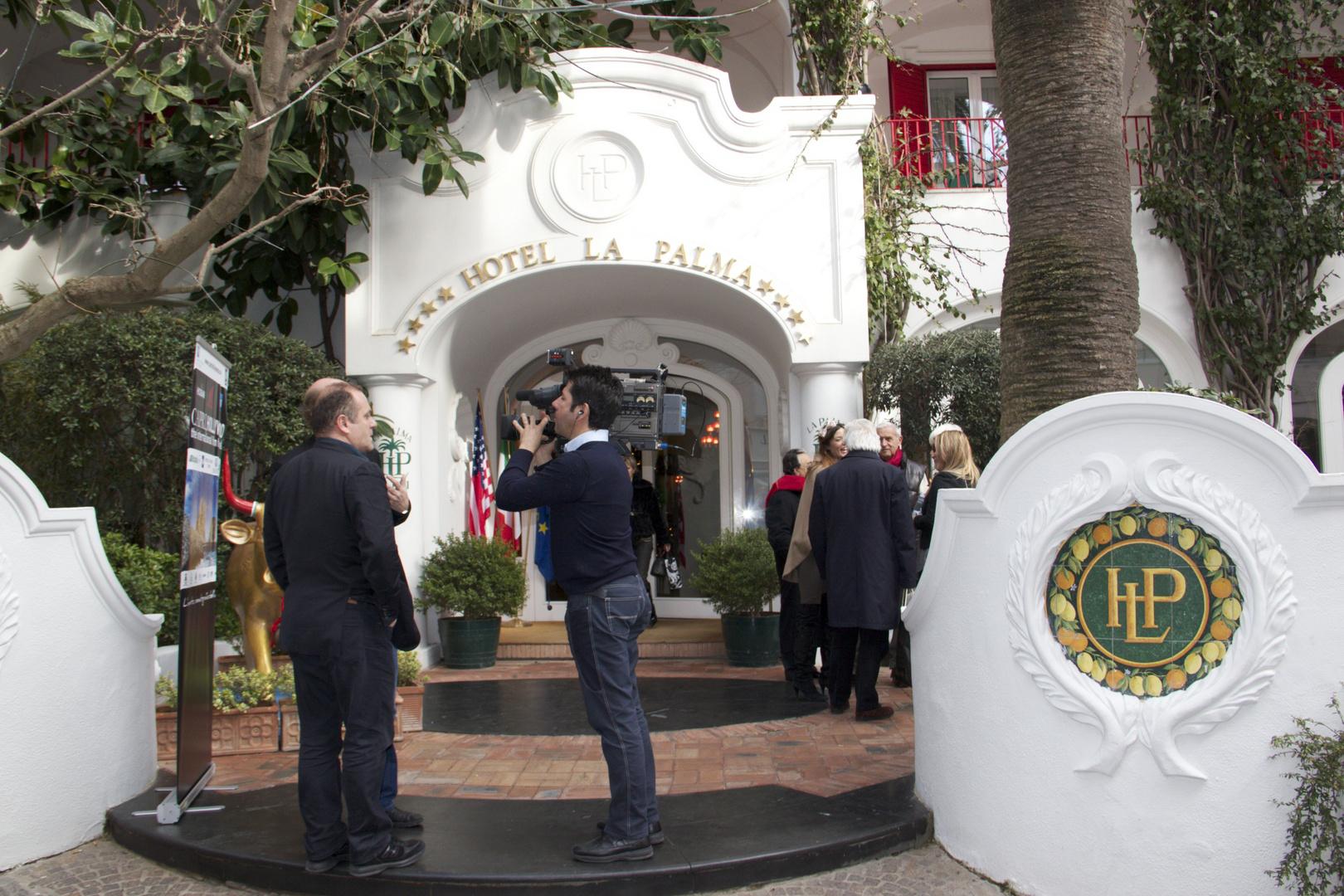 15. Hollywood Cinema Festival Capri 2010