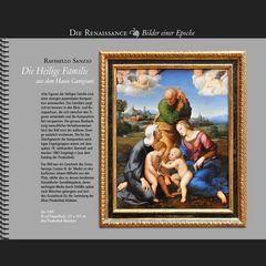 1505 • Raffaello Sanzio | Die Heilige Familie aus dem Hause Canigiani