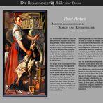 1508 • Pieter Aertsen   Meister manieristischer Marktbilder