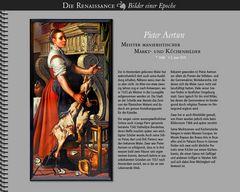 1508 • Pieter Aertsen | Meister manieristischer Marktbilder