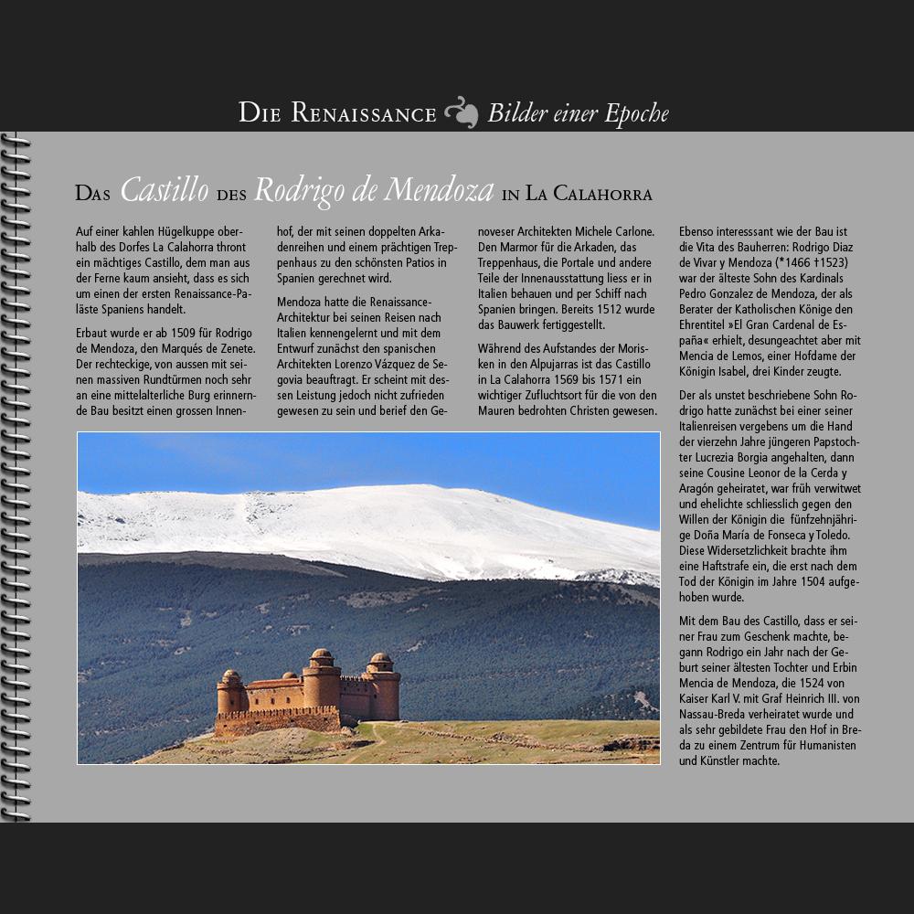 1509 • La Calahorra | Castillo