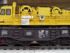 150t Eisenbahnkran (Märklin H0 Modell)