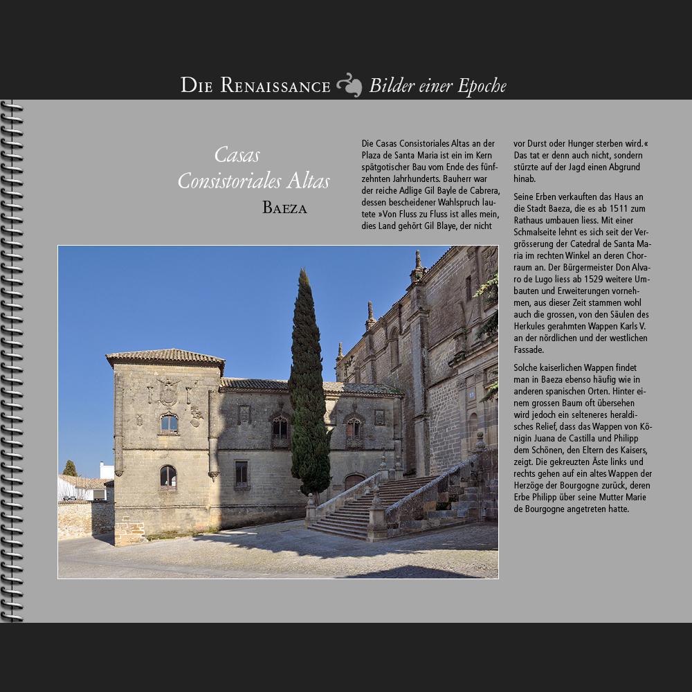 1511 • Baeza | Casas Consistoriales Altas