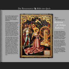 1512 • Hans Holbein d. Ä. | Martyrium der Hl. Katharina