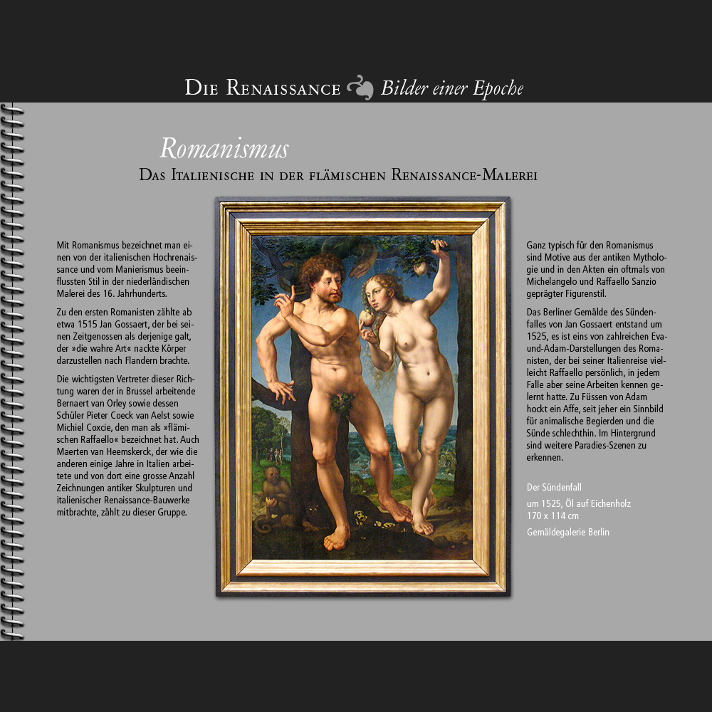 1515 • Romanismus