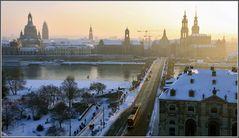 15.15 Uhr in Dresden