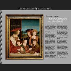 1516 • Bernhard Strigel | Kaiser Maximilian und seine Familie