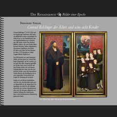1517 • Bernhard Strigel | Conrad Rehlinger und seine acht Kinder