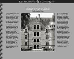 1518 • Château d'Azay-le-Rideau II