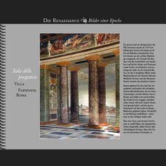 1518 • Roma | Villa Farnesina | Sala delle prospettive
