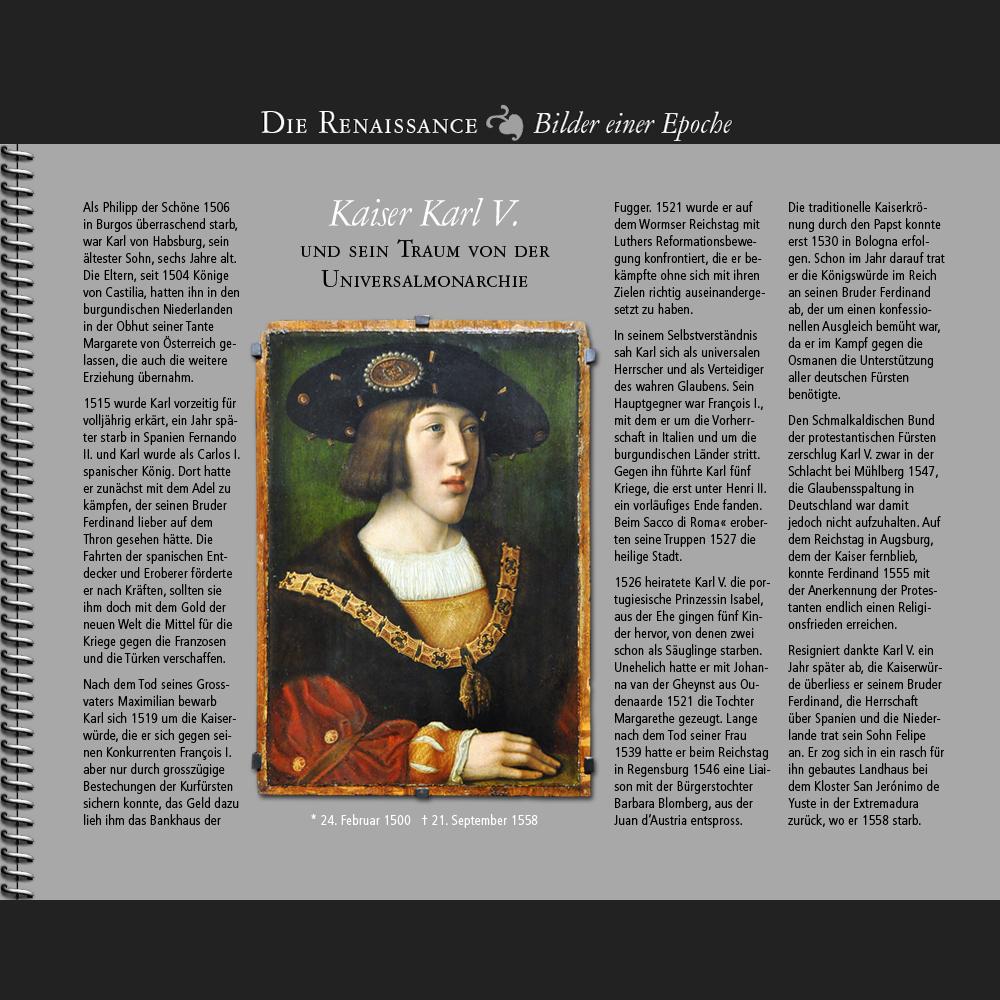 1519 • Kaiser Karl V.