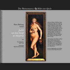 1525 • Hans Baldung Grien, Judith