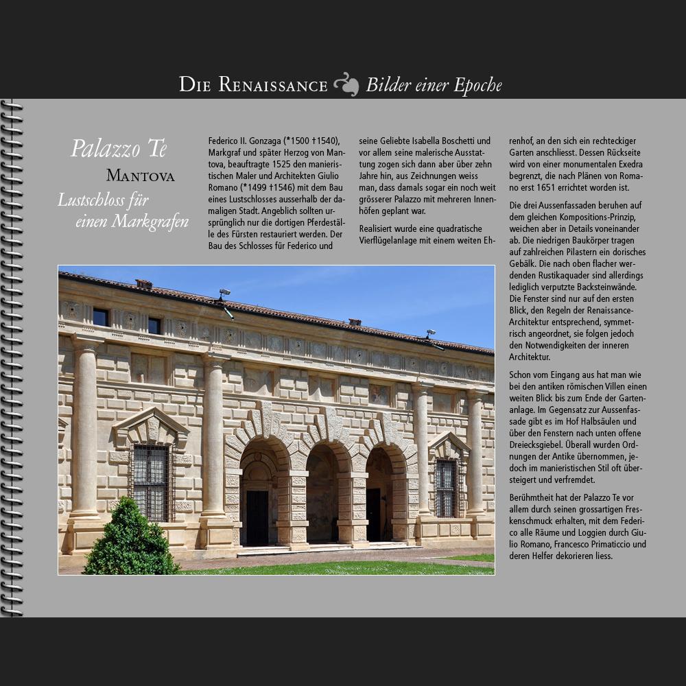 1525 • Mantova | Palazzo Te