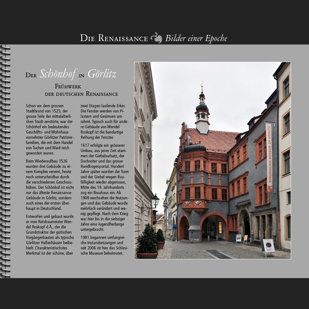 1526 • Görlitz | Schönhof