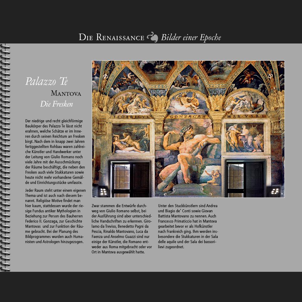 1526 • Mantova | Die Fresken des Palazzo Te