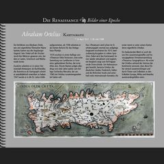 1527 • Abraham Ortelius | Kartograph