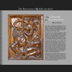 1527 • Chorgestühl, Montbenoît
