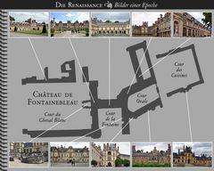 1528 • Château Fontainebleau im Überblick