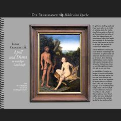 1530 • Lucas Cranach d.Ä. | Apoll und Diana in waldiger Landschaft