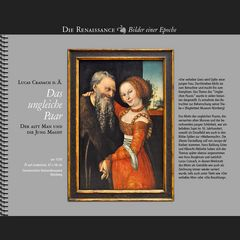 1530 • Lucas Cranach d.Ä. | Das ungleiche Paar