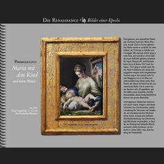 1530 • Parmigianino | Maria mit dem Kind