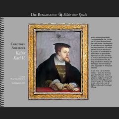 1532 • Christoph Amberger | Kaiser Karl V.