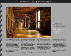 1533 • Fontainebleau | Die Galerie François I.
