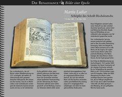1534 • Martin Luther, Schöpfer des Schrift-Hochdeutschs