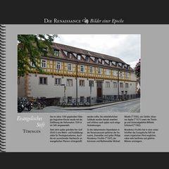 1534 • Tübingen | Evangelisches Stift
