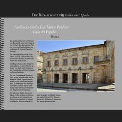 1535 • Baeza | Audiencia Civil y Escribanías Públicas