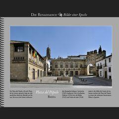 1535 • Baeza | Plaza del Pópulo