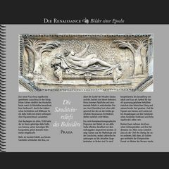 1538 • Die Sandsteinreliefs des Belvédère, Prag