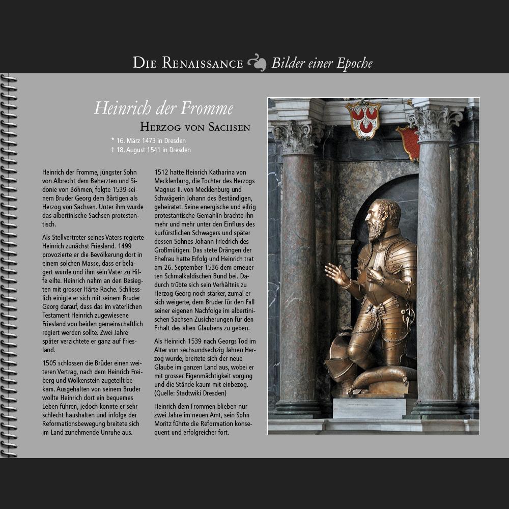 1539 • Heinrich der Fromme