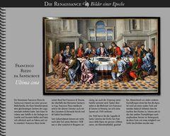 1540 • Francesco Rizzo da Santacroce – Ultima cena