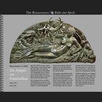 1543 • Cellini | Die Nymphe von Fontainebleau