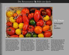 1544 • Die Tomate, Liebesapfel der Azteken