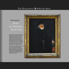 1545 • Tintoretto | Porträt des Prokurators Nicolò Priuli