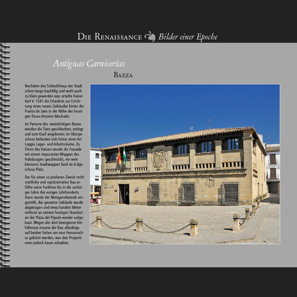 1547 • Baeza | Antiguas Carnicerías