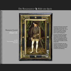 1547 • François Clouet | Henri II.