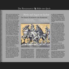1547 • Moritz und August von Sachsen | Die ersten Kurfürsten der Albertiner