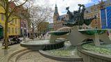 zu Besuch in Erfurt, 12 (para visitar en Erfurt, 12) von Hartmut Stahl