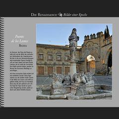 1550 • Baeza | Fuente de los Leones