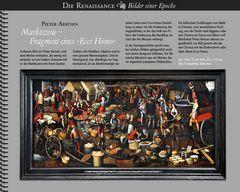 1550 Pieter Aertsen, Marktszene – Fragment eines »Ecce Homo«