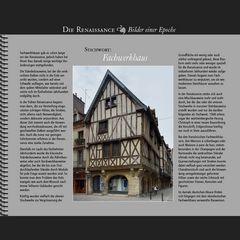 1550 • Stichwort: Fachwerkhaus