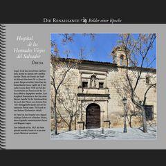 1551 • Úbeda | Hospital de los Honrados Viejos del Salvador